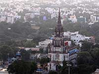 Tiruchirappalli Church