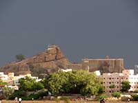 Trichy Rock Fort Photo